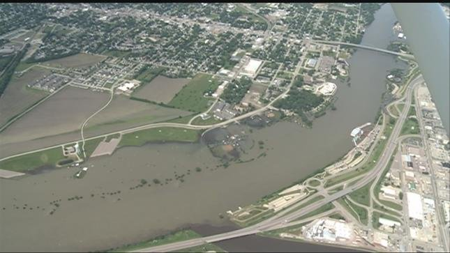 Judge's ruling disallows 2011 flood claims against US Army Corps of Engineers