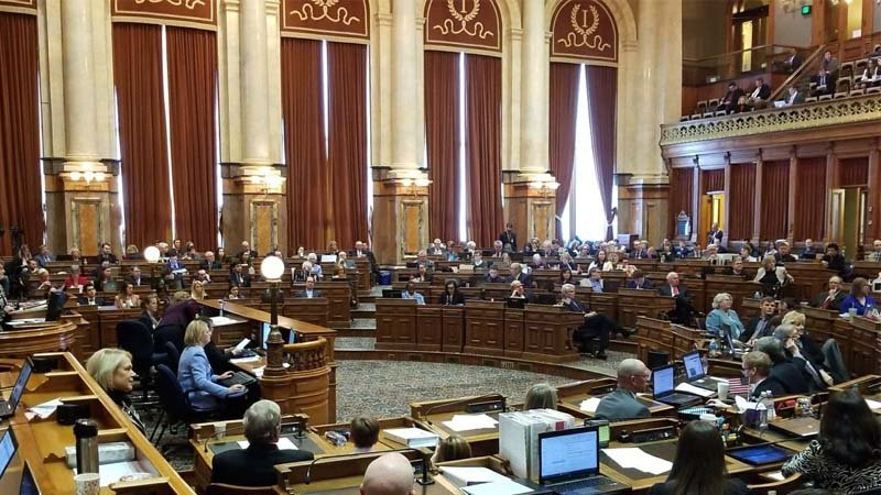 Abortion ban: Iowa legislature passes nation's most restrictive bill