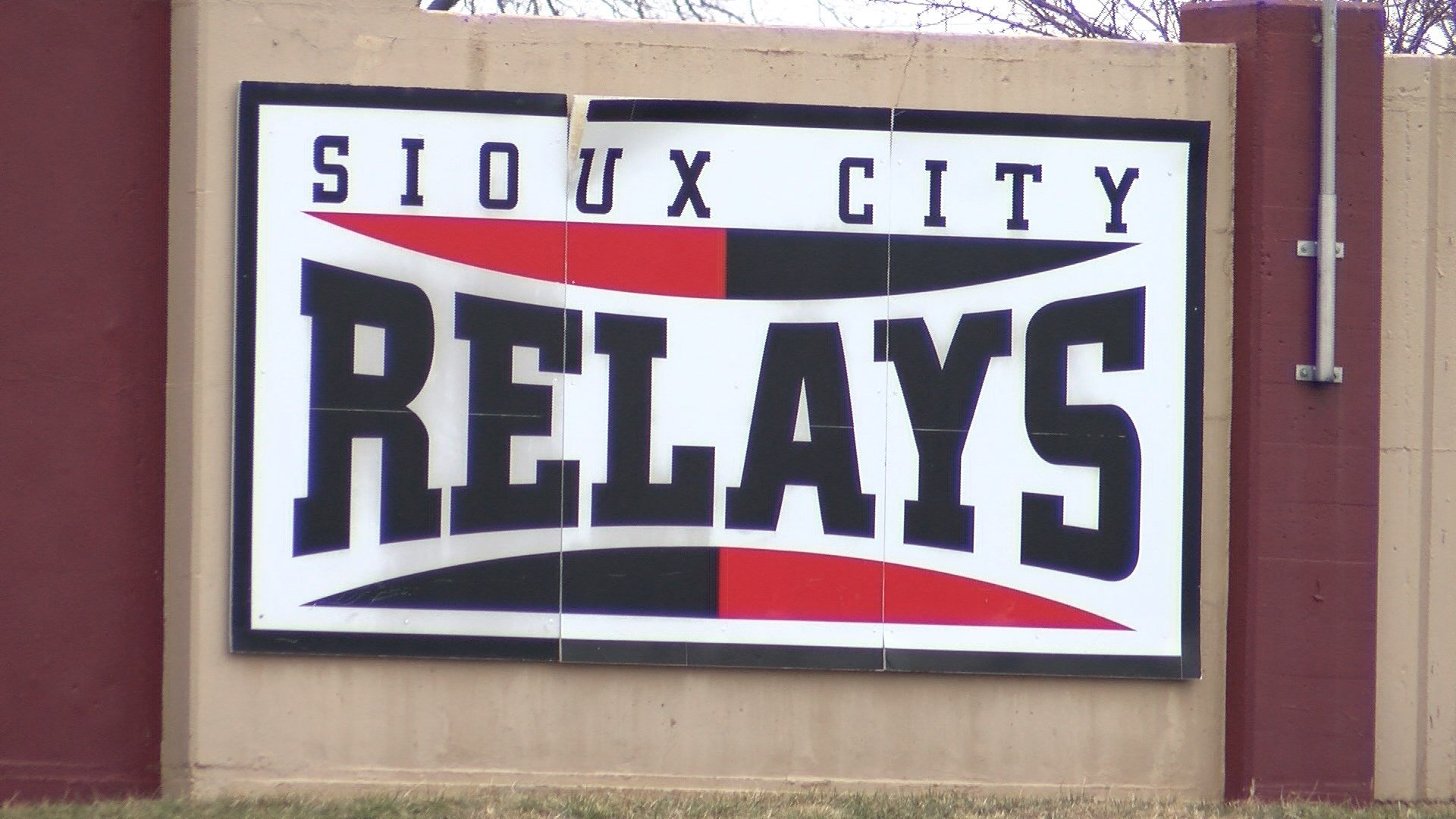 The Sioux City Relays were cancelled on Friday.