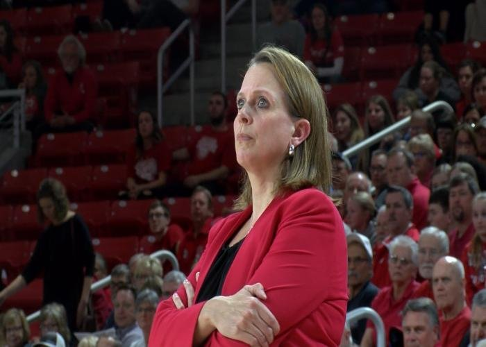 Dawn Plitzuweit received a three-year contract extension at South Dakota.