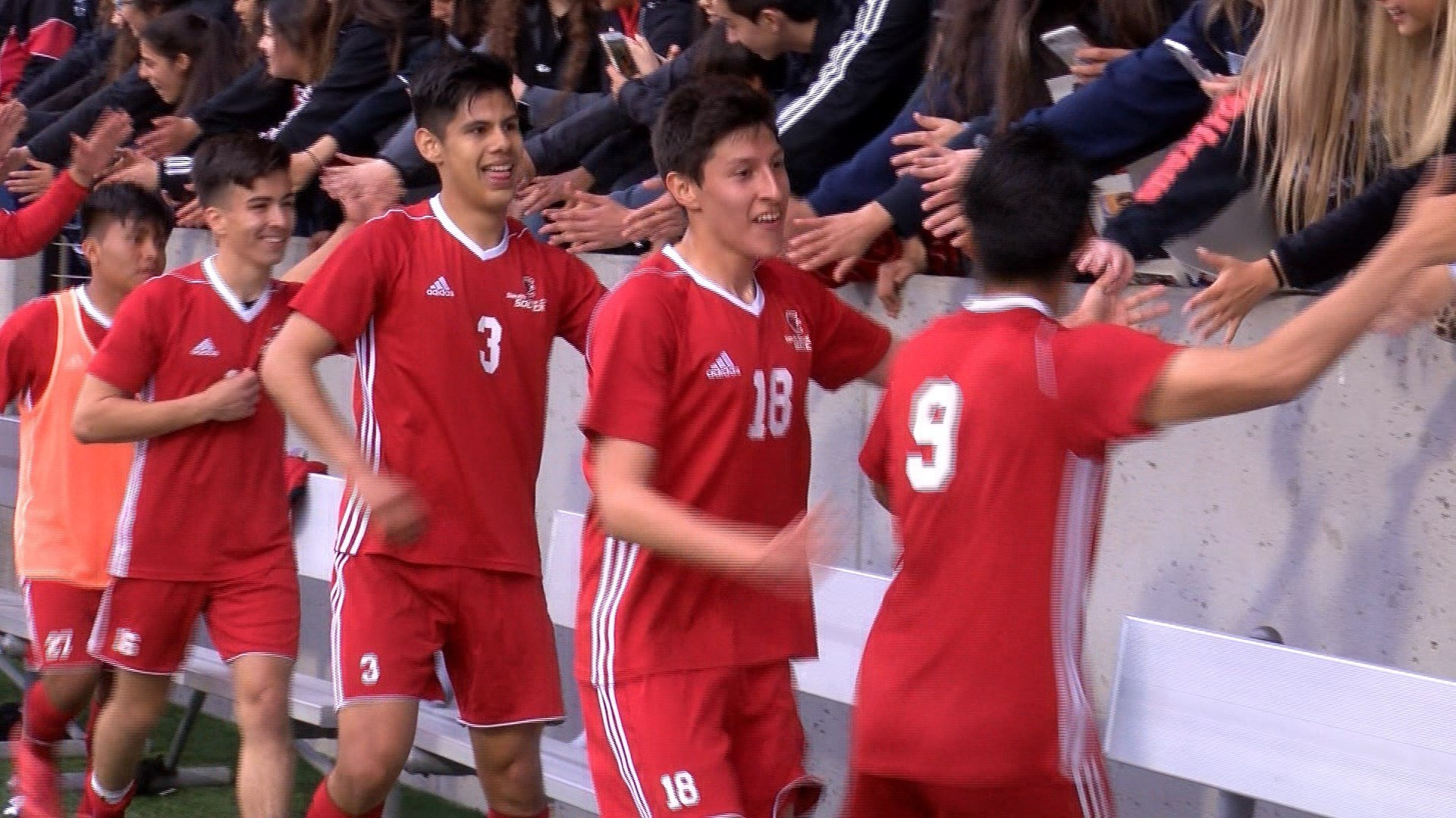 South Sioux City beat Gretna on Saturday, 1-0, to return to the Class B state title game.