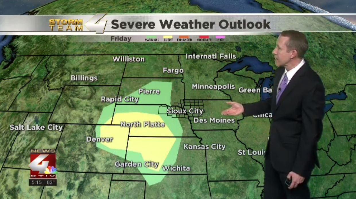 Severe Weather Outlook