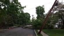 Northeast Storm Damage