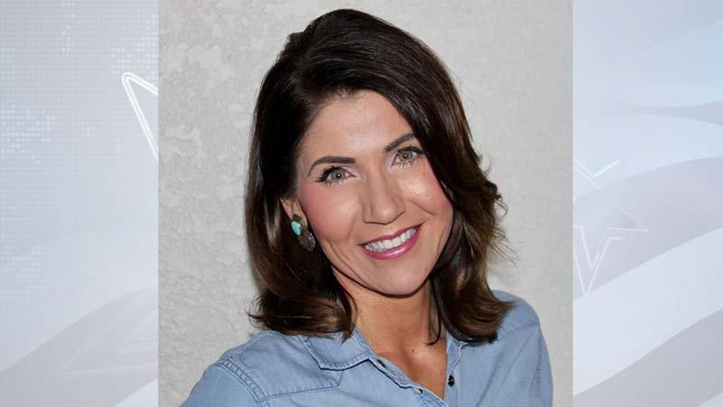 Submitted: Kristi Noem