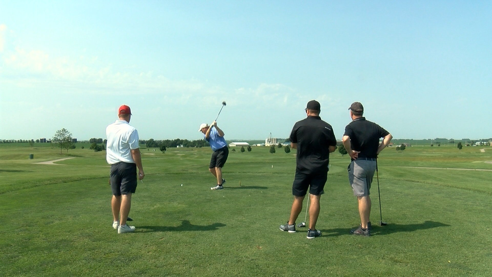 Dordt's Defender Gold Club held their annual golf tournament on Friday.