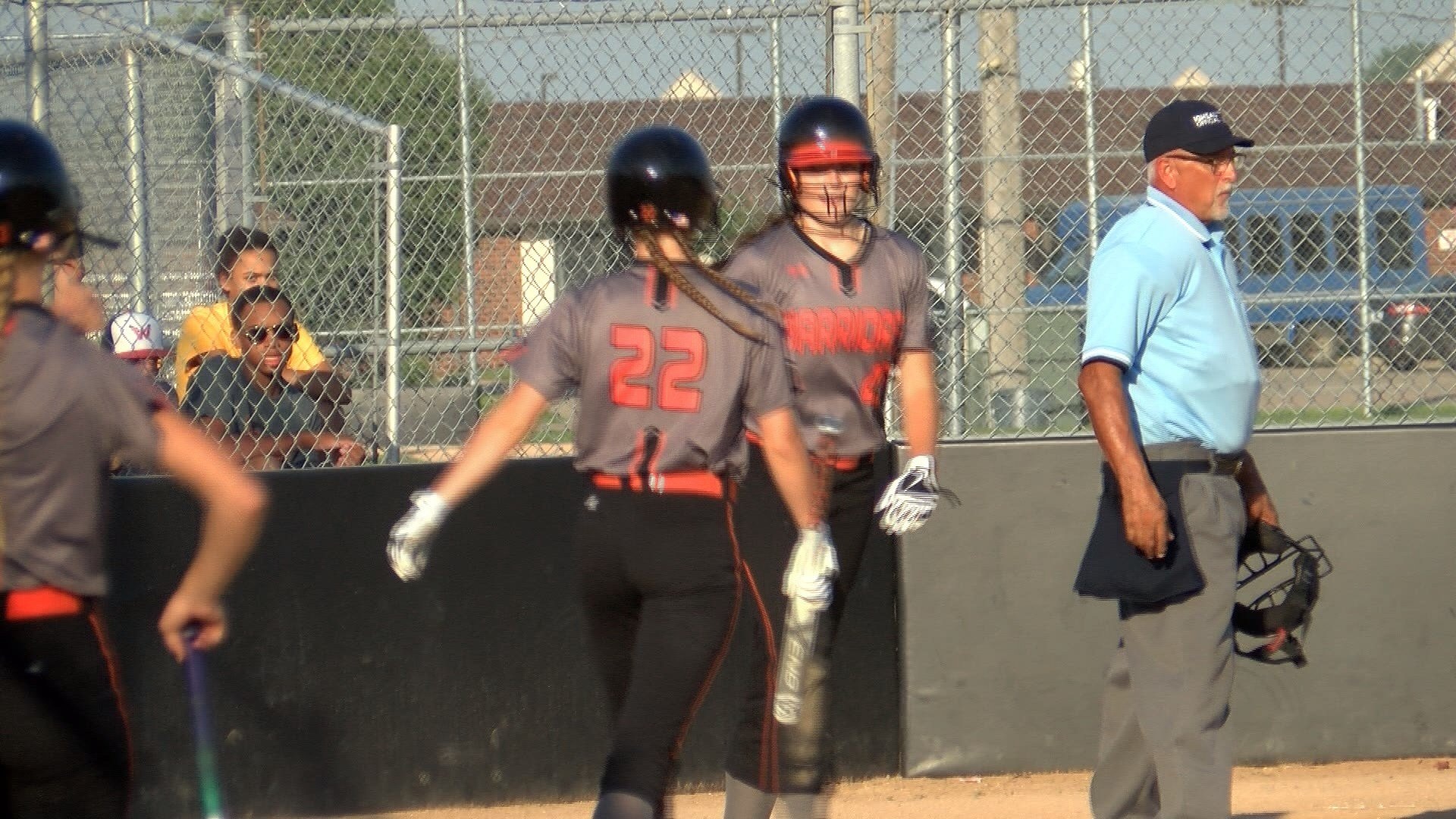 Sergeant Bluff-Luton beat Le Mars on Saturday, 12-3.