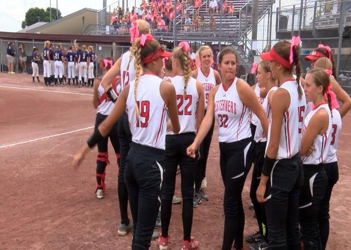 Akron-Westfield lost to AGWSR, 12-5, on Wednesday.