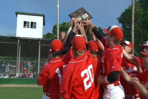 The South Sioux City baseball team earned a trip to the state tournament with an 11-2 win over Omaha Gross.