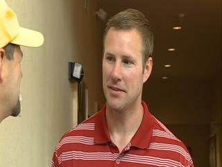 Fred Hoiberg and the Cyclones advanced to the NCAA Tournament in 2012.