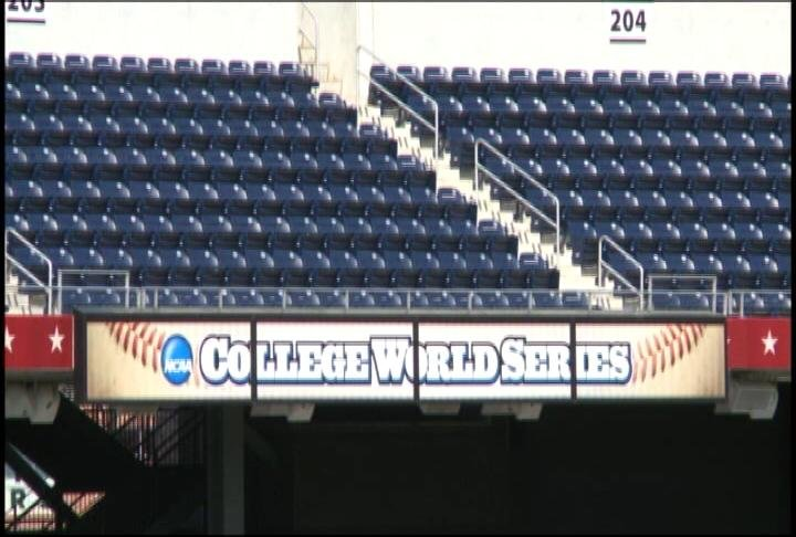 The College World Series begins Friday in Omaha.