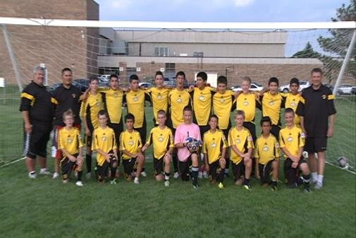 The South Sioux City Strikers soccer team is heading to the Regional Championships in Michigan.
