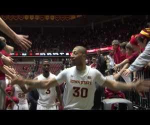 Royce White led ISU to its first NCAA Tournament in seven years.