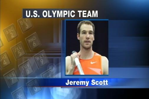 Jeremy Scott will join Derek Miles at the London Games.