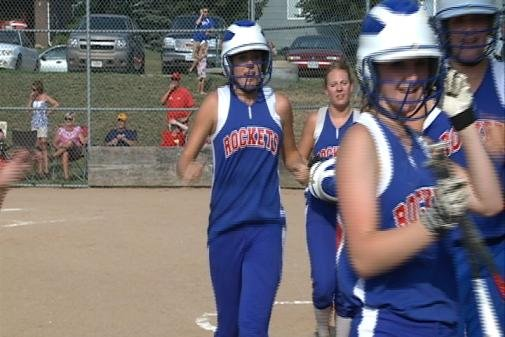 Remsen Union beat River Valley, 4-2, in regional softball action on Thursday.