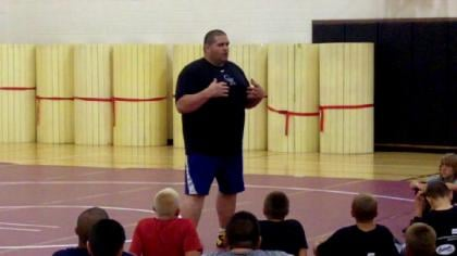 Rulon Gardner won a gold medal in 2000.
