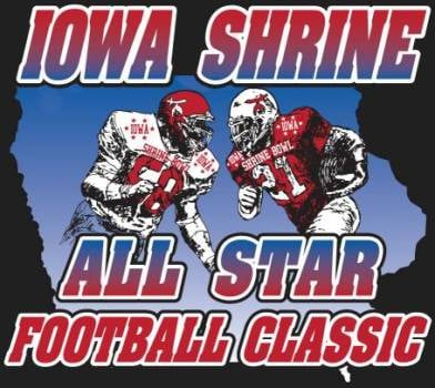 The 41st annual Shrine Bowl will be played at the UNI-Dome in 2013.