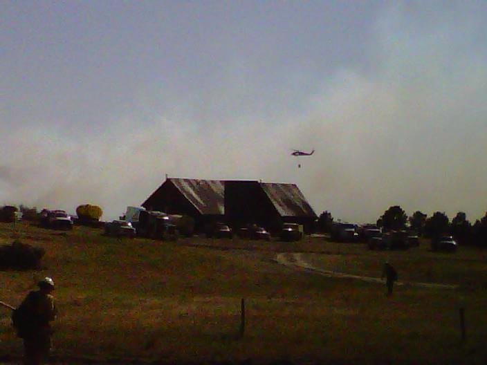 East of Wentworth Fire and west of Hwy 137. Courtesy: Niobrara National Scenic River