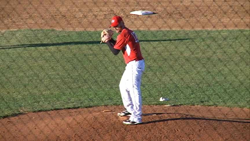 Ty Marotz was the winning pitcher in Sioux City's 5-2 victory over Gary on Wednesday.