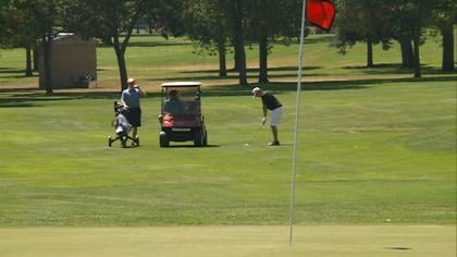 The 91st playing of the Northwest Amateur Golf Tournament is underway at the Spencer Golf and Country Club.