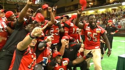 Sioux City won the 2012 APFL Championship but will leave the league.