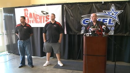 The new CPIFL will have between six and ten teams, including the Sioux City Bandits.