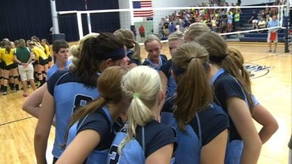 Unity Christian blanked Gehlen Catholic, 3-0, on Thursday in Orange City.