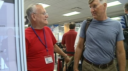 The Siouxland Red Cross is doing what it can as Isaac heads towards the Florida Panhandle.