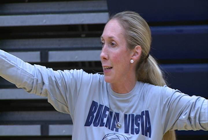 New BVU volleyball coach Lori Slight inherits a team that was winless in the Iowa Conference last year.