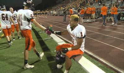 See the top high school football plays from Friday night on the Sports Fource Rewind.