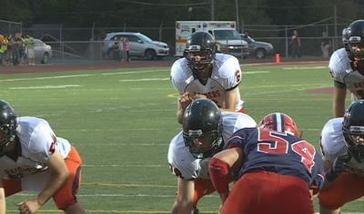 Sioux City East beat Sioux City North, 84-26, in high school football action on Thursday.