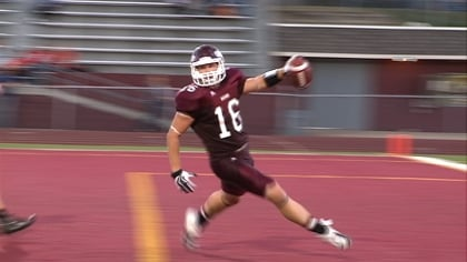 Morningside racked up 350 yards of total offense against Northwestern.