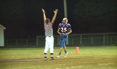 Andrew Hefling returned the second half kickoff for a touchdown in MMC's win.