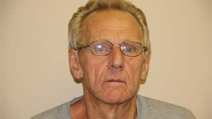 Max Lafferty, 67, was arrested by the South Sioux City Police for Robbery and Use of a Weapon to Commit a Felony.