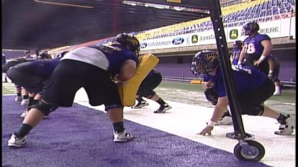 Northern Iowa will try for their first win against Iowa since 1898 on Saturday.