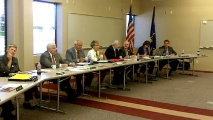 The Northeast Community College Board of Governors approved their 2013 fiscal budget.