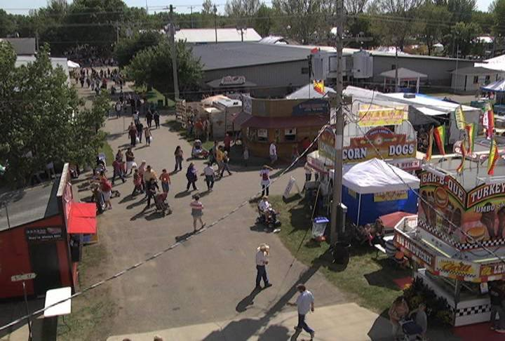 The 2012 Clay County Fair had the 4th-highest attendance in the fair's 95-year history