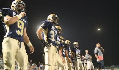 Bishop Heelan stayed undefeated with a 45-0 win over Storm Lake on Friday night.