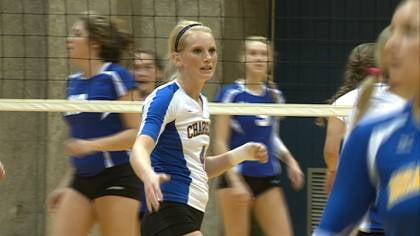 Briar Cliff swept Dakota Wesleyan, 3-0, on Tuesday night in Sioux City.