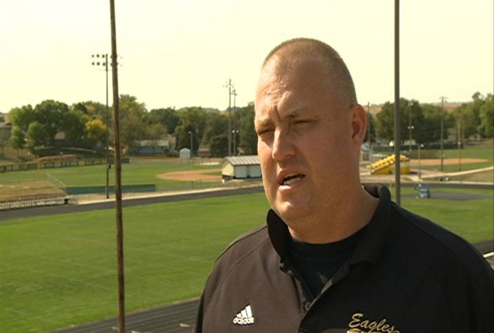 Lawton-Bronson head football coach Chad Moseman will not be on the sideline Friday when the Eagles visit West Lyon.