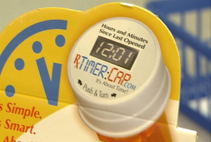 Thrifty White Drug Stores are now offering the Rx Timer Cap to customers.
