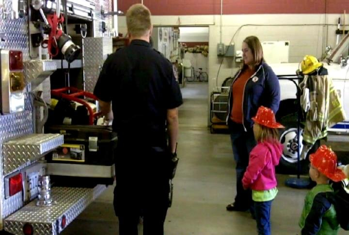 Authorities stressed for families to have working smoke detectors.