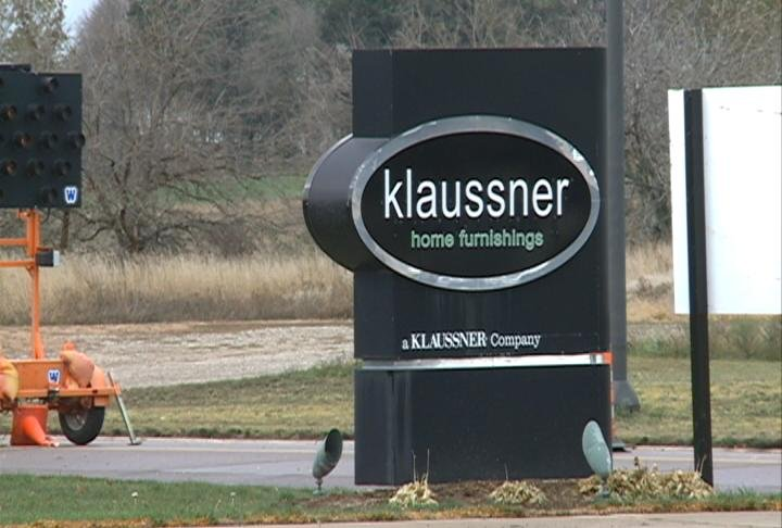 Klaussner Home Furnishings building in Milford will be the site of Polaris expansion project.