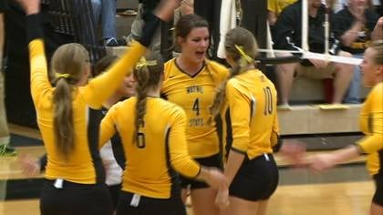 Wayne State beat #1 Nebraska-Kearney, 3-1, handing the Lopers their first loss of the season.