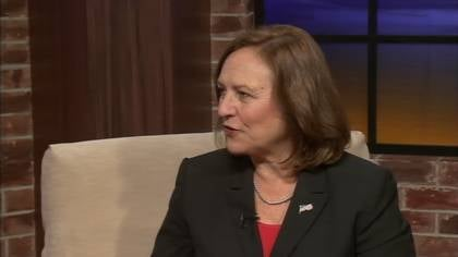Friday, we hear from his Republican opponent State Senator Deb Fischer of Valentine.