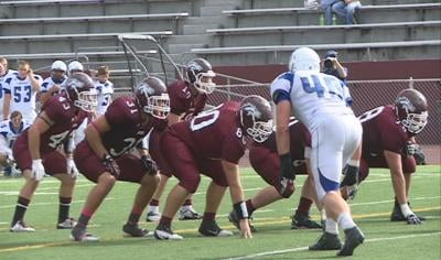 The Mustangs finished with 644 yards of offense against DWU on Saturday.