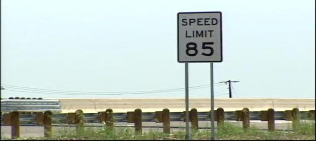 Texas is just one of 35 states to raise speed limits.