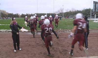 Crofton won their first round playoff game 46-0 over Southern Valley on Thursday.