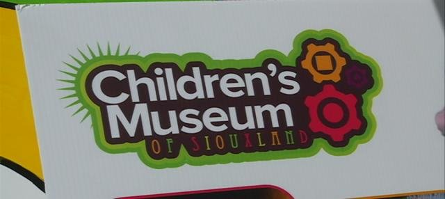 The Children's Museum of Siouxland hopes to start construction next spring.