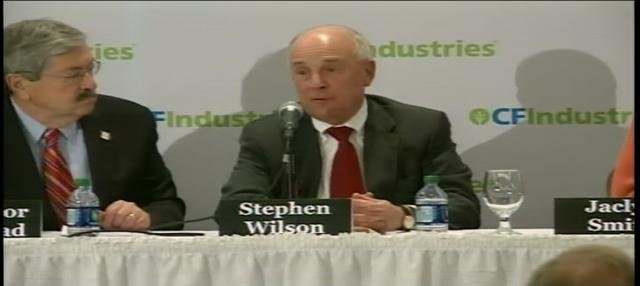 Stephen Wilson, CF Industries Holdings, CEO.