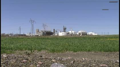© CF Industries will add on to their Port Neal plant. It's a $1.7 billion dollar investment to expand their nitrogen fertilizer production.